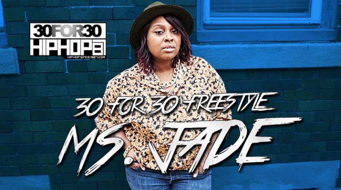 day 12 ms jade 30 for 30 freestyle video HHS1987 2014 [Day 12] Ms. Jade   30 For 30 Freestyle (Video)