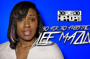 [Day 13] Lee Mazin – 30 For 30 Freestyle (Video)