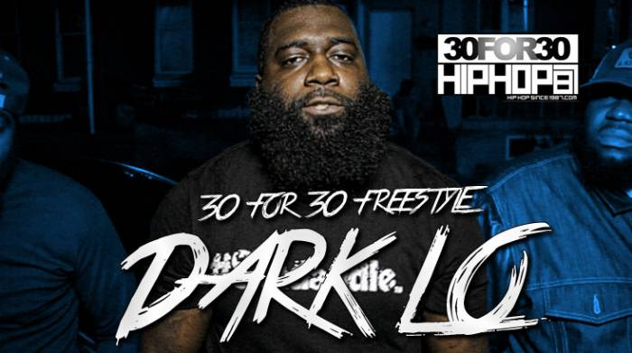 day 7 dark lo 30 for 30 freestyle video HHS1987 2014 [Day 7] Dark Lo   30 For 30 Freestyle (Video)