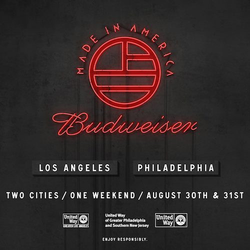 iWihlfH Jay Z's 2014 Made In America Philadelphia Festival Lineup Revealed