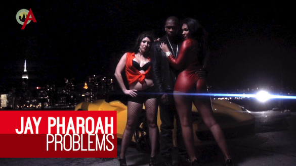 jaypharoah problems 585x329 1 Jay Pharoah   Problems (Video)