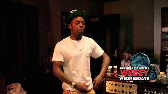lil wayne weezy wednesday episode 14 side bitches video HipHopSi