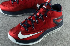 Nike LeBron 11 Low (USA) (Photos)