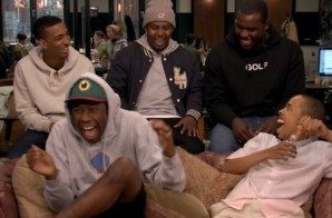 Odd Future – HuffPost Live (Video)