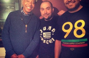 Russell Simmons Gives A Hip-Hop History Lesson On The Latest Installment Of Juan Epstein (Audio)