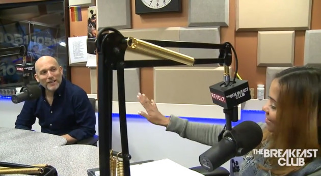 steve angela 630x346 1 Steve Rifkind Talks All Def Digital, Russell Simmons & More w/ The Breakfast Club (Video)