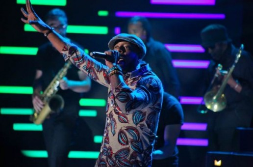"Talib Kweli Performs ""State Of Grace"" On 'Arsenio' (Video)"