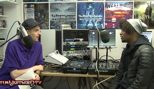 Watch Danny Brown Talk Lean's Damaging Effects w/ Tim Westwood !!