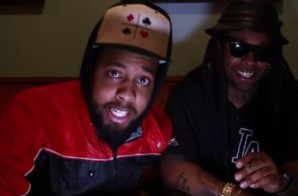 DMV Blogger & Media Personality PATisDOPE Catches Up w/ Ty Dolla $ign In DC (Video)