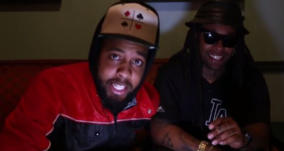 tydollapatisdope DMV Blogger & Media Personality PATisDOPE Catches Up w/ Ty Dolla $ign In DC (Video)