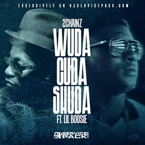 unnamed 2 500x500 2 Chainz x Lil Boosie   Wuda Cuda Shoulda