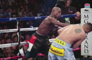 Floyd Mayweather Defeats Marcos Maidana by Majority Decision