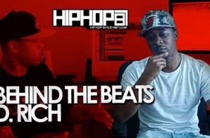 HHS1987 Presents Behind The Beats with D. Rich (Video)
