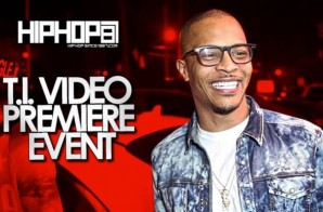 "T.I. & The Hustle Gang Premiere ""About The Money"" in Atlanta (Video)"
