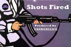 Celph Titled – Shots Fired (Prod. By Vanderslice)