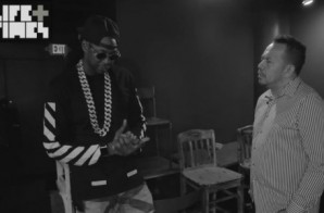 2 Chainz Discusses Why He Didn't Appreciate Funkmaster Flex's Comments About Him On ESPN (Video)