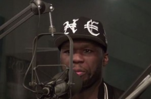 50 Cent Talks New G-Unit Mixtape, Animal Ambition, His STARZ Show 'Power' & More w/ Jenny Boom Boom (Video)