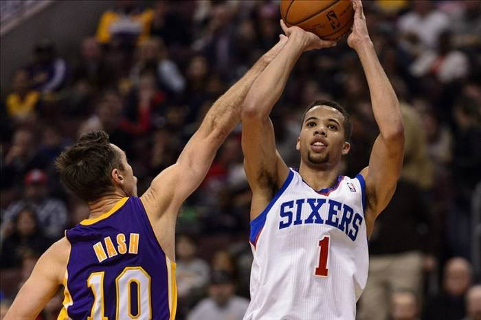 8208068 Wheres The Brotherly Love: Lakers & Sixers in Talks to trade Steve Nash for Michael Carter Williams