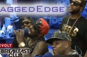 Jagged Edge & Jermaine Dupri – The Breakfast Club Interview (Video)
