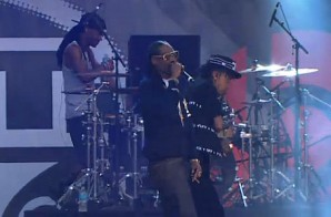 Wiz Khalifa Brings Out Snoop Dogg At Hot 97 Summer Jam 2014 (Video)