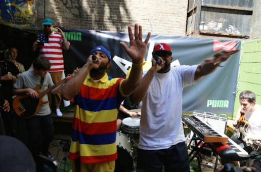 ALIFE Sessions Presents: Ghostface Killah & BADBADNOTGOOD (Video)