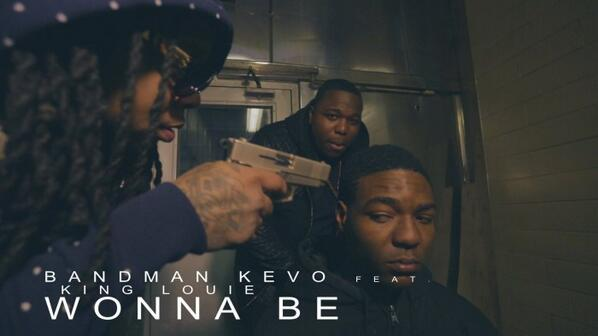 BrPte qIAAAa3Qb Bandman Kevo – Wonna Be ft. King Louie (Video)