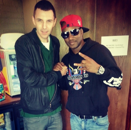 CamRon_Talks_London_Music_Women_With_Tim_Westwood