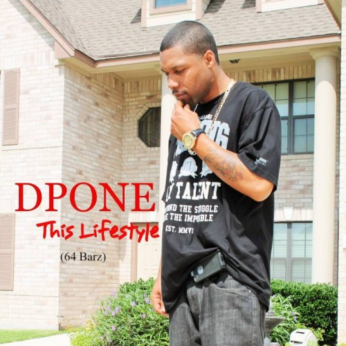 DPone This Lifestyle 64 Barz 500x500 DPone   This Lifestyle (64 Barz)