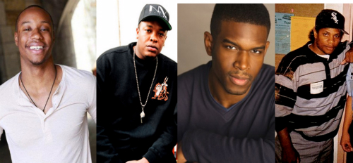 NWA Biopic Eazy E Dr Dre Marcus Callender & Jason Mitchell Cast As Dr. Dre & Eazy E In NWA Biopic