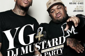 "YG & DJ Mustard Cover ""Respect"" Magazine"
