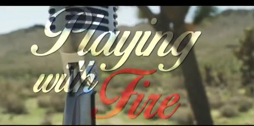 Lee Woods – Playing With Fire (Video)