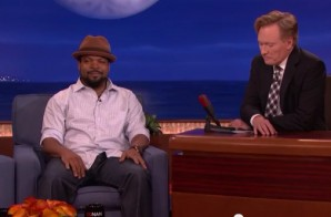 Ice Cube Tell's Conan O Brien Kevin Hart Annoy's Him & Isn't Funny (Video)