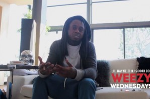 Lil Wayne Makes Major Announcement During This Week's Weezy Wednesdays (Video)