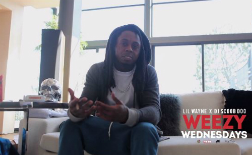 Weezy Wednesday Ep 17 Lil Wayne Makes Major Announcement During This Weeks Weezy Wednesdays (Video)