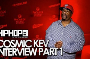 DJ Cosmic Kev Talks Career, Power 99, Philly Rap Scene & More With HHS1987 (Video)