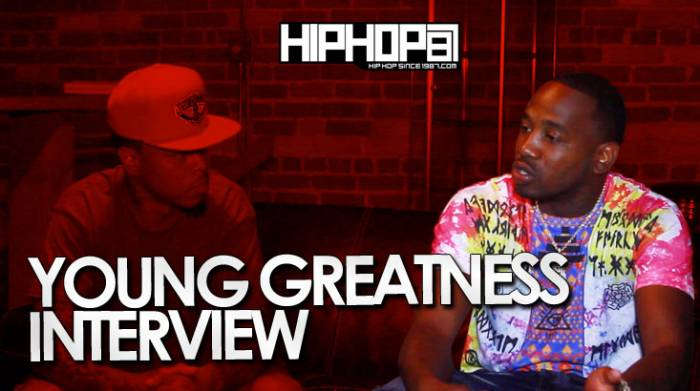 YoutubeTHUMBS JUNE 123 Young Greatness Talks NOLA Rap Scene, Dollar For Hate, Being Labeled Next Up & More (Video)