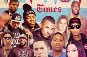 Gleams – Hip Hop Times (June Edition)
