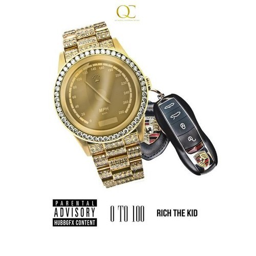 artworks 000081897461 kbb7y1 t500x500 Rich The Kid   0 To 100 (Freestyle)