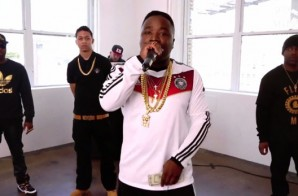 Jarren Benton, Lil Bibby, Jon Connor & Troy Ave – XXL Freshmen 2014 Freestyle (Video)