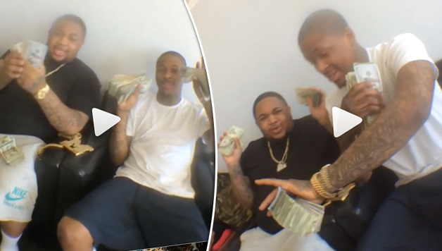 dj mustard yg address the altercation robbery rumors at their bay area show video HHS1987 2