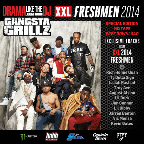 drama chance the rapper XXL Freshmen 2014 (Mixtape)