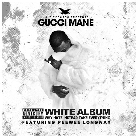 gucci mane peewee longway the white album stream HHS1987 2014 1 Gucci Mane & PeeWee Longway   The White Album (Stream)