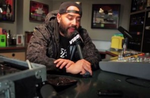 Watch Hot 97 Executive/Personality Ebro Talk Falling In Love With Hip-Hop, Humble Beginnings & More w/ VIBE !!