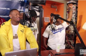Hit-Boy & HS87 – Sway In The Morning Freestyle (Video)