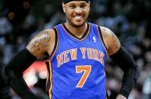 Bye Bye NYC: Carmelo Anthony Plans to test NBA Free Agency