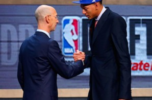 Dreams Do Come True: NBA Commissioner Adam Silver Drafts Isaiah Austin (Video)