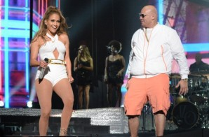 Jennifer Lopez Brings Out Fat Joe, French Montana & Ja Rule Last Night in the Bronx (Video)