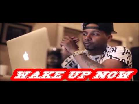 juelz santana joins wake up now video HipHopSince1987.com 2014 Juelz Santana Joins Wake Up Now (Video)