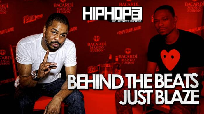 just blaze bacardi HHS1987 Presents Behind The Beats: Just Blaze (Video)