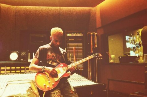 Kid Cudi Rocks Out With The Blonde Hair Color